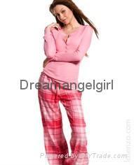 2010 new arrival styles beautiful ladies pajamas
