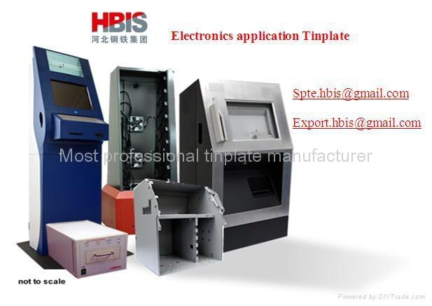 Prime ETP(Electrolytic tinplate sheet coil) 5