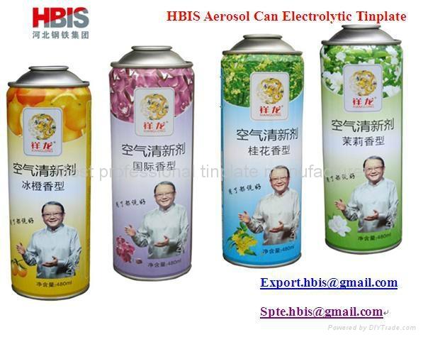 CA Prime ETP(Electrolytic tinplate sheet coil) 1