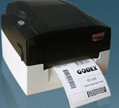 成都珠宝标签专用打印机 科诚GODEX EZ 1305
