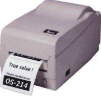 成都條碼打印機立象OS-214TT熱敏/熱轉印條碼打印機 1