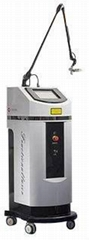 CO2 Fractional Laser Skin Resurfacing and Acne Scar Removal Aesthetic Equipment