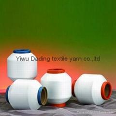 spandex covered PA66/PA6 nylon yarn