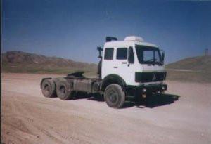 tractor head 2