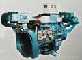 marine engine, fishing boat engine 1