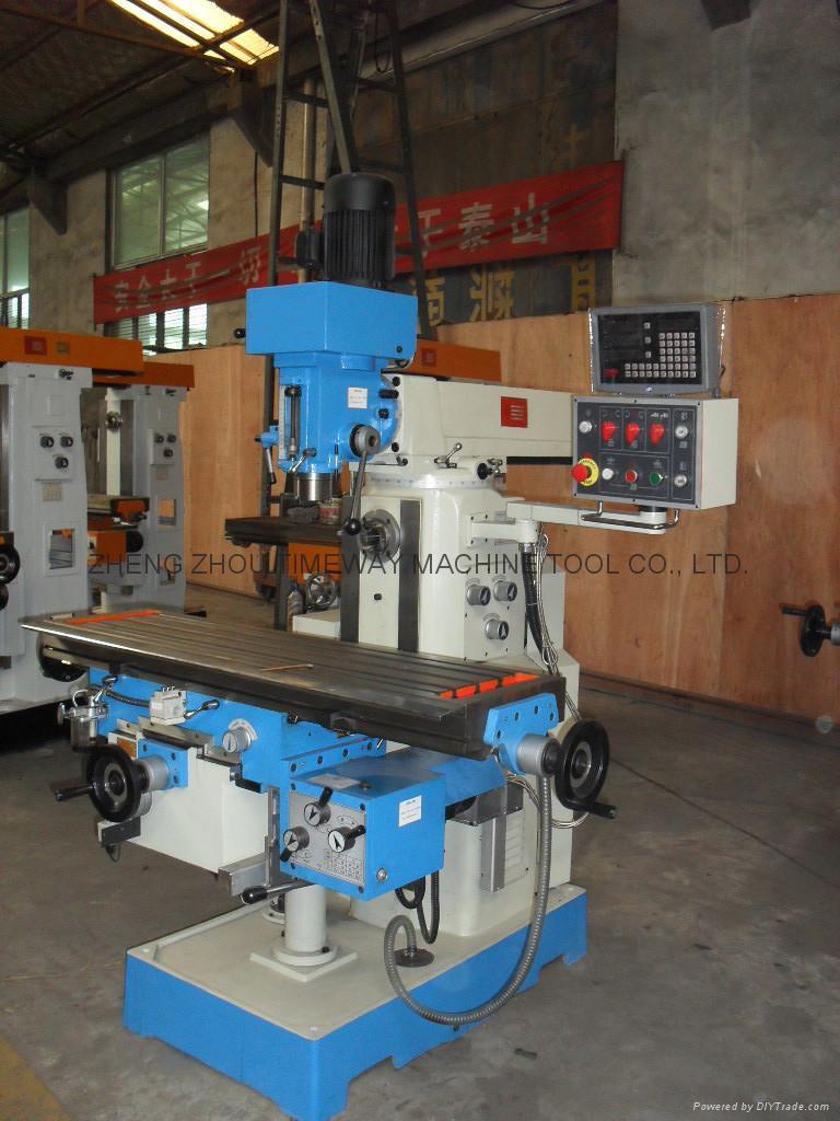 H/V Head Drilling Milling Machine 1