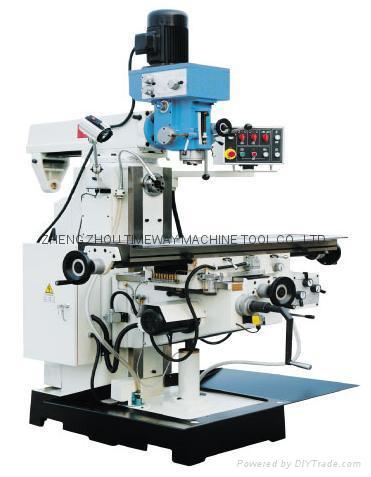 H/V Head Drilling Milling Machine 3