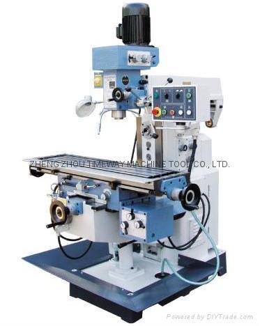 H/V Head Drilling Milling Machine 4