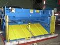 (CNC) Hydraulic Swing Beam Shearing Machine 3