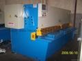 (CNC) Hydraulic Swing Beam Shearing Machine 4