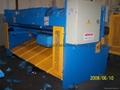 (CNC) Hydraulic Swing Beam Shearing Machine 5