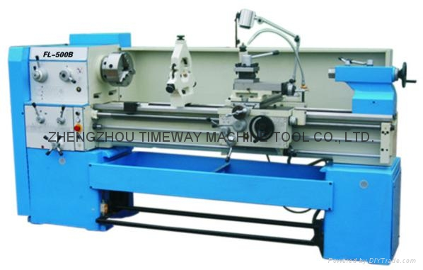 Gap-bed Lathe 2