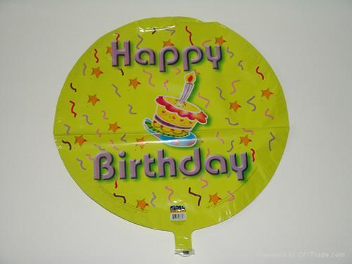 foil balloon  2