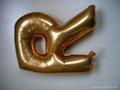 letter foil balloon 2