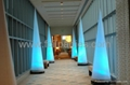 inflatable LED light cone  decoration