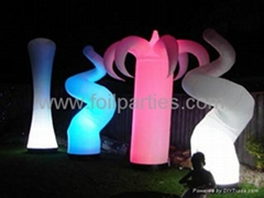 Inflatable  night decoration