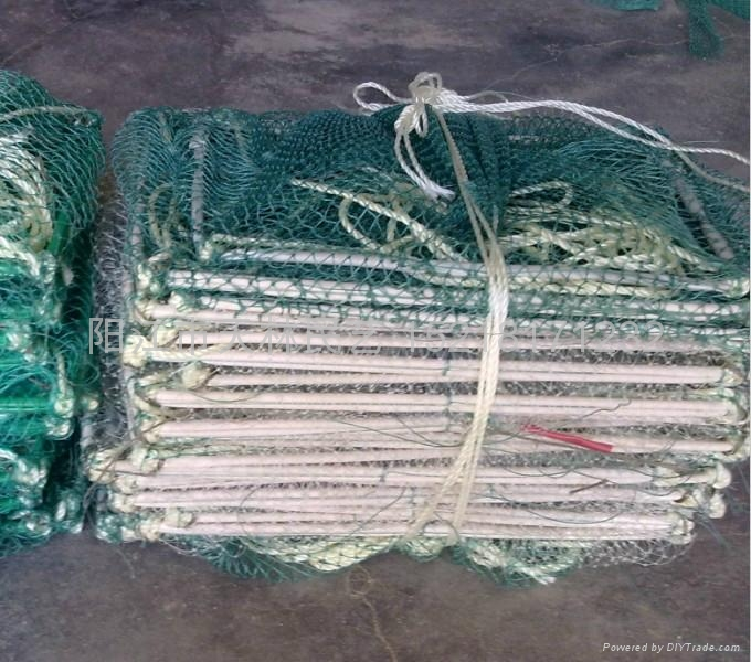 鱼网加枣针图解