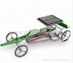 DIY Solar Racing Car