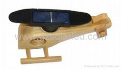Solar Wooden Plane