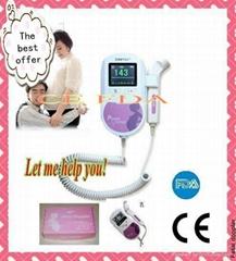 SonolineC Pocket Fetal Doppler with 3 Mhz probe CE