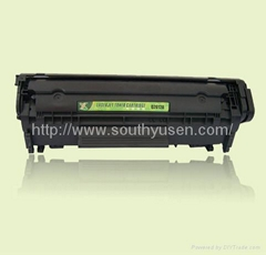 HP 2612A环保代用硒鼓
