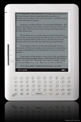 E-ink Ebook Reader