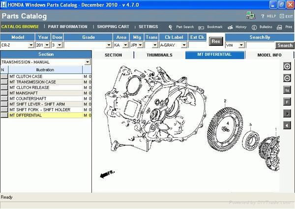 HYUNDAI ROBEX & HYUNDAI EPC 2010 - SWS040 - autovedis (China Manufacturer) - Automobile ...