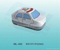 car-shape toy tin