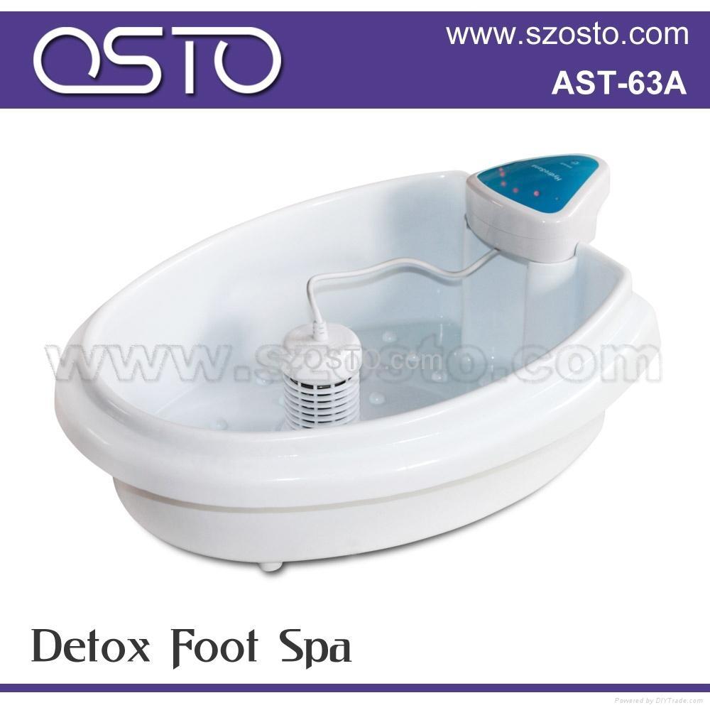 Hydrosana detox foot spa 1