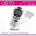 Digital therapy massage
