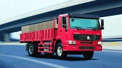 sinotruk howo 4x2 cargo trucks