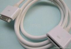 30PIN Extender cable for ipad,ipod, iphone