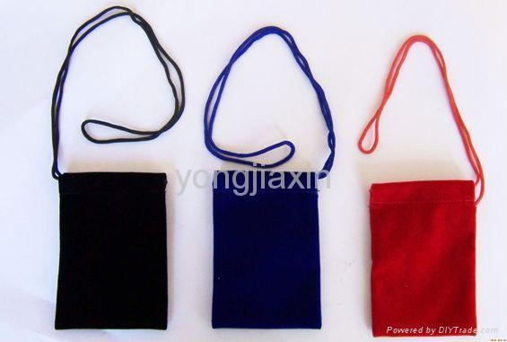 绒布袋 2