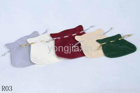 绒布袋 4