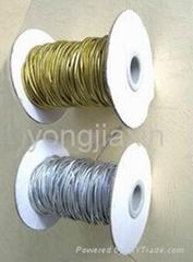 金銀蔥鬆緊繩