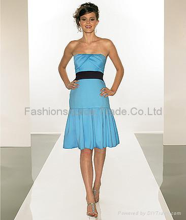 Summer Evening Dresses 2011. 2011 new style tea length