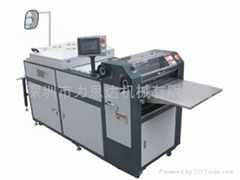 TP Series UV Coater(Touch Panel)