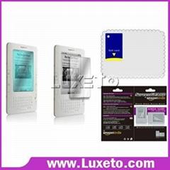 amazon kindle 3 anti-glare screen protector