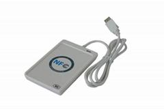 ACR122 NFC contactless smart card reader