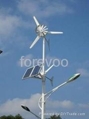 300W 風光互補路燈