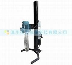 移动电动液压升降乳化机