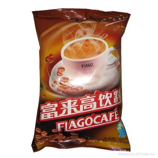 富来高咖啡机专用原料粉,三合一咖啡 1