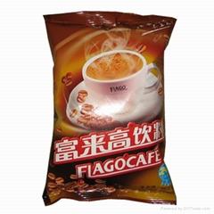 富来高咖啡机专用原料粉,三合一咖啡