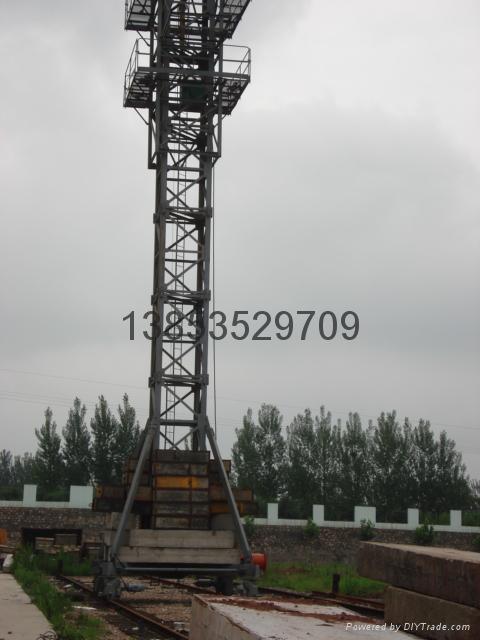 mobile tower crane 2