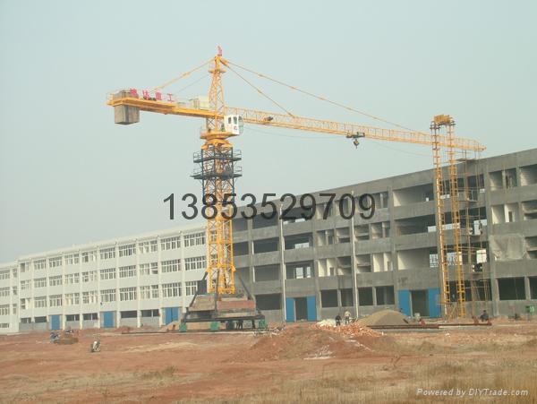 mobile tower crane 3