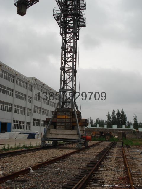 mobile tower crane 4