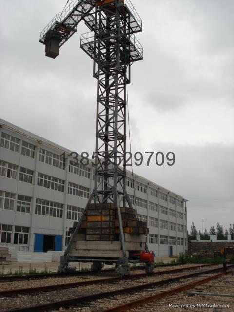 mobile tower crane 5