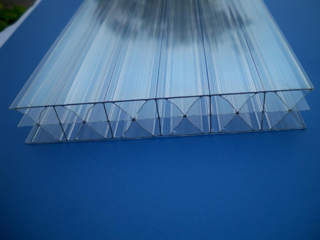 Polycarbonate Multiwall Hollow Sheet Polycarbonate