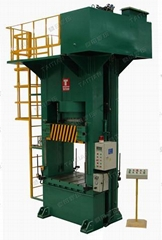 Frame Type of Hydraulic Forging Press
