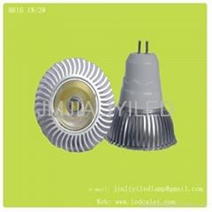 MR16 3W led 射灯